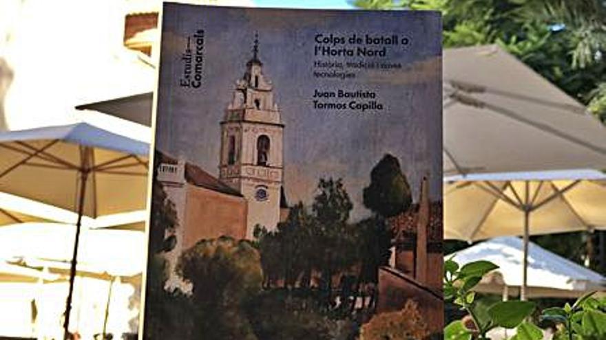 Un libro repasa la historia de las campanas de l'Horta Nord