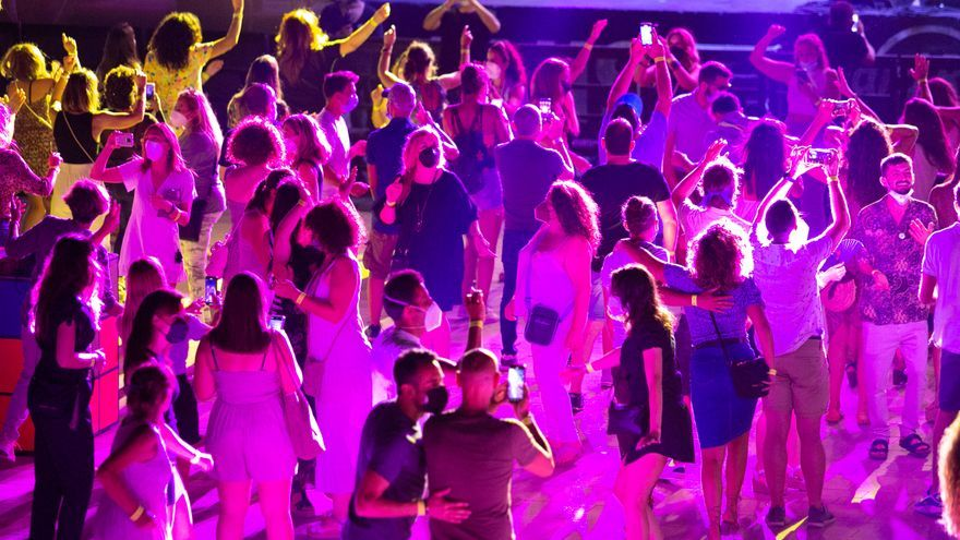 Estos son los resultados de los test de la prueba piloto de las discotecas de Ibiza