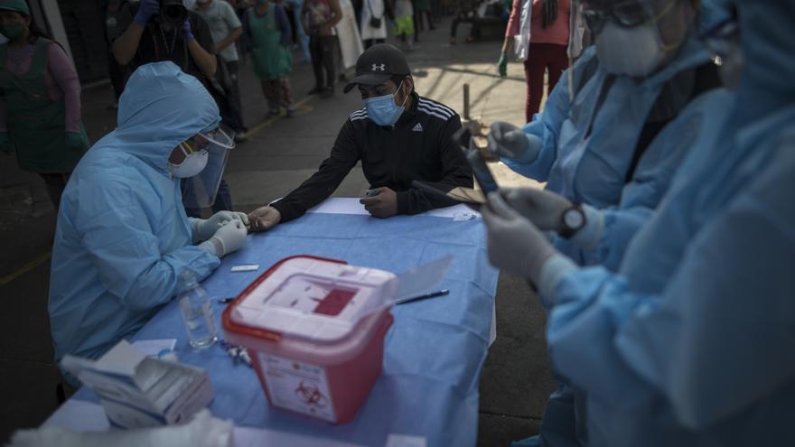 Un estudio señala que hay 1,5 millones de niños huérfanos por el coronavirus