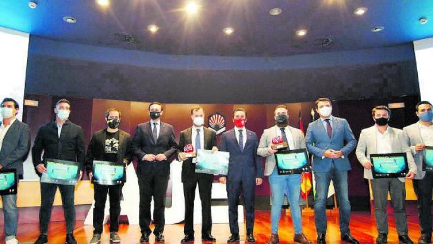 Premios AJE 2020 a los jóvenes empresarios de Córdoba