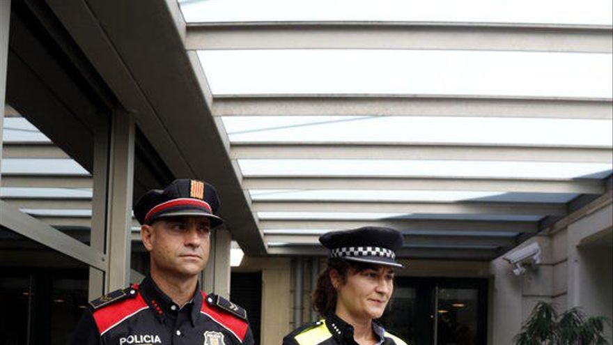 Mossos i policies locals portaran el mateix model d'uniforme