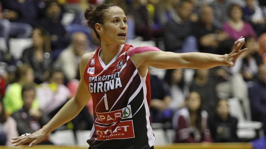 L'Uni perd Núria Martínez per «cinc o sis mesos»