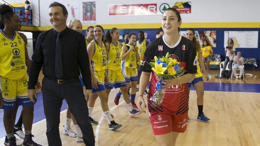"""Leonor Rodríguez: """"Iremos al Eurobasket con humildad y sin presión por jugar la final"""""""