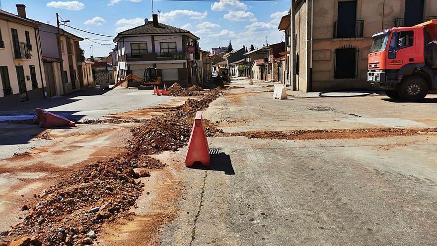 La sequía obliga a muchos ayuntamientos de Zamora a prohibir el riego de huertos y jardines