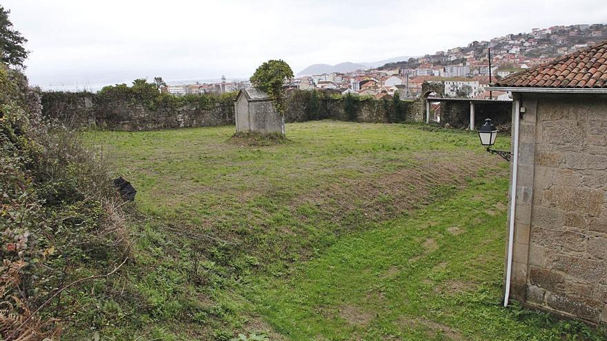 Patrimonio autoriza el plan para convertir el antiguo cementerio de Bueu en una gran zona ajardinada