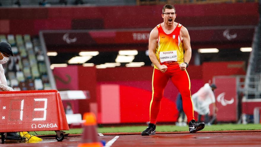Héctor Cabrera se lleva el bronce y suma la quinta medalla valenciana