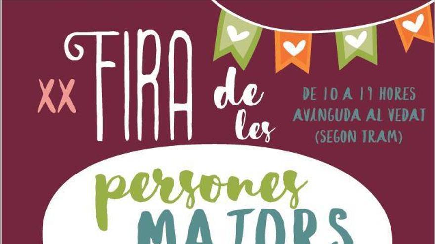 Torrent celebra la XX Feria de las Personas Mayores