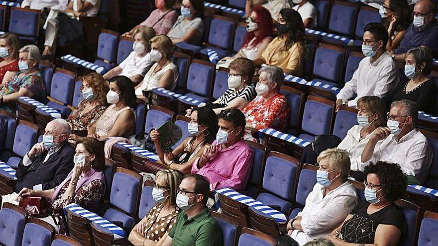 Ainhoa Arteta deleita a Oviedo en la reapertura del Auditorio