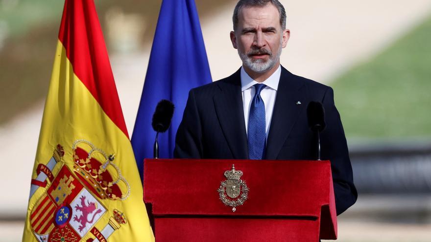 El Rey asistirá al estreno de España en la Eurocopa contra Suecia en Sevilla