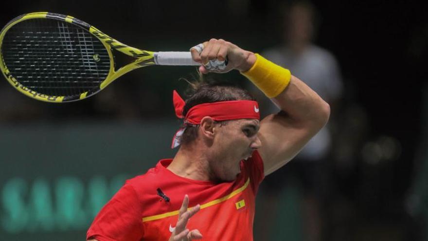 Murray/Skupski - Nadal/Feliciano, en directo