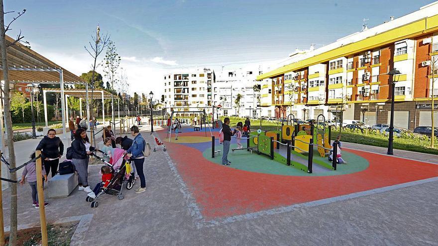 El AMPA pide soluciones para el peligroso acceso al colegio de Benimàmet