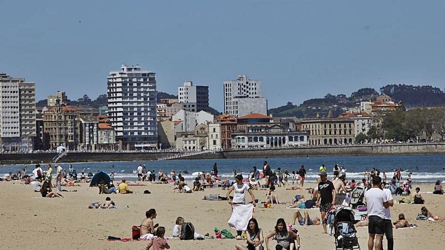 El verano se adelanta en Asturias: se prevé un fin de semana de sol y calor