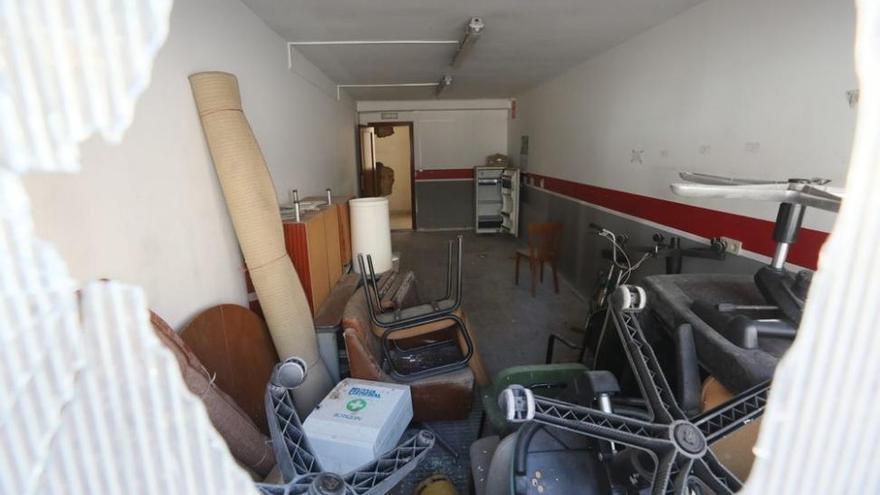 Cuenta atrás a 11 años sin uso en el edificio de Borrull