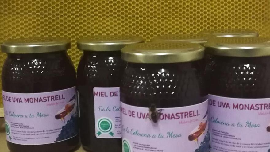 Mielato de uva Monastrell: un nuevo tipo de miel procedente de Jumilla