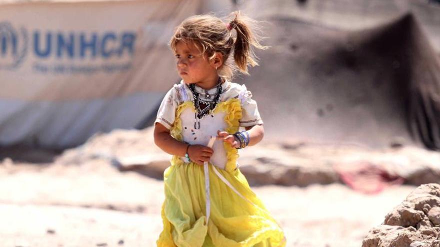 Los desplazados forzosos en el mundo vuelven a aumentar hasta los 70,8 millones