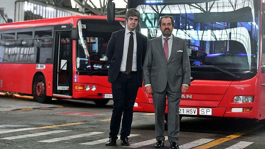 La empresa de la que son socios los gestores de Tranvías aspira a cinco rutas interurbanas