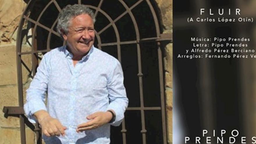 Pipo Prendes le dedica una canción a Carlos López Otín