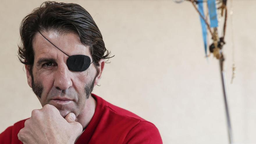 Padilla, operado por el agravamiento de las lesiones de la cornada de 2011