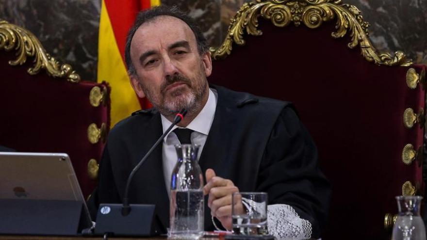 El juez Marchena rechaza confirmar la sentencia