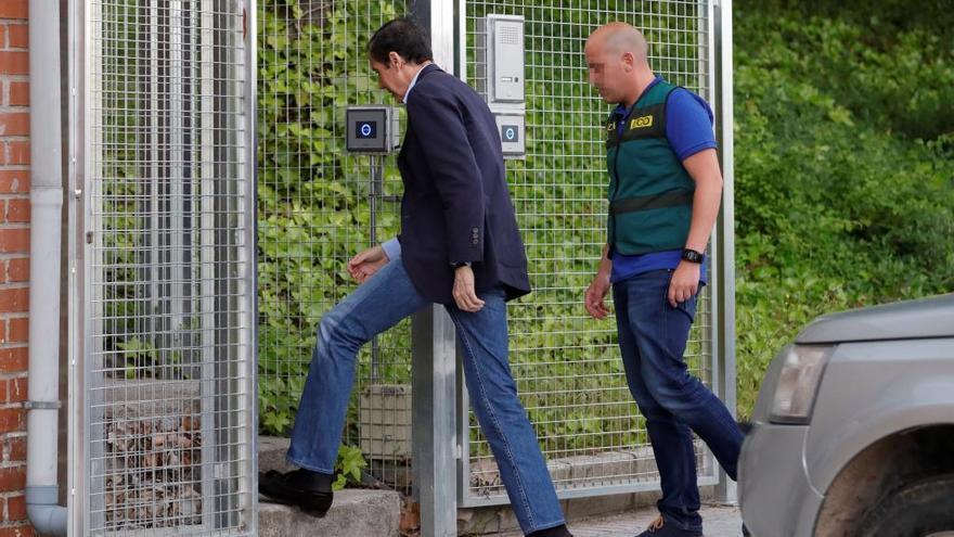 La Justicia solo halla 300.000 euros de los 9 millones desviados a Andorra