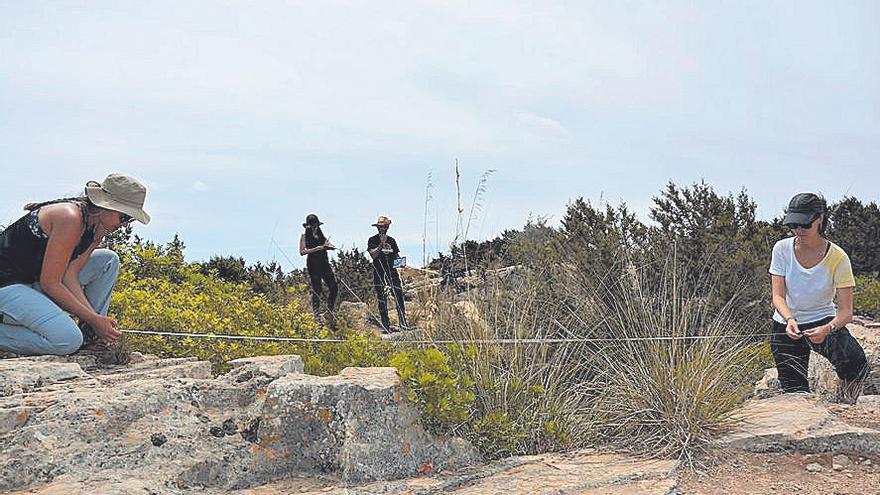 Finaliza la tercera campaña de 'Espais de la batalla de Mallorca'