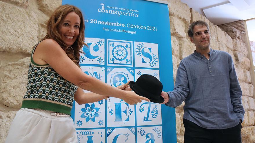 Nuno Júdice y Ana Luisa Amaral, entre las voces de la próxima edición de Cosmopoética