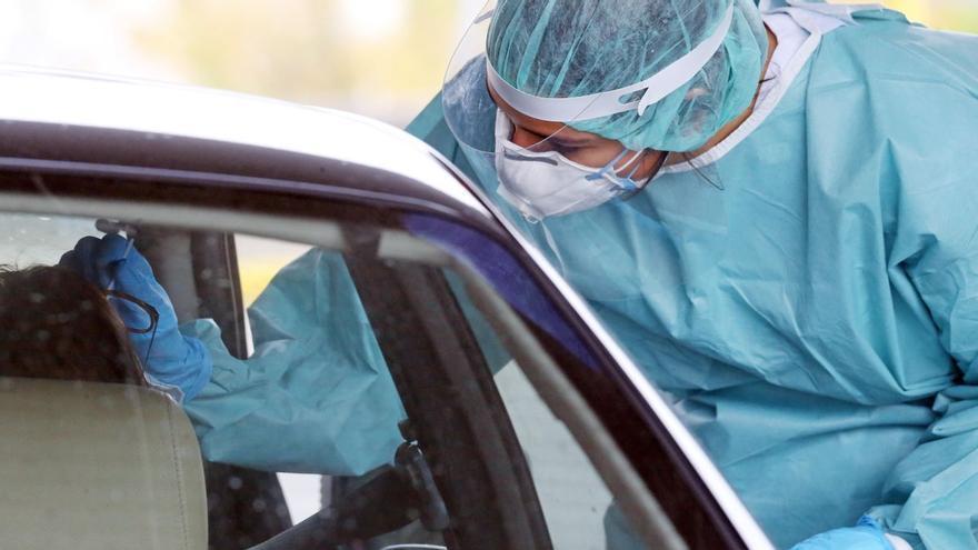 Nuevo descenso en los casos de coronavirus detectados en Asturias
