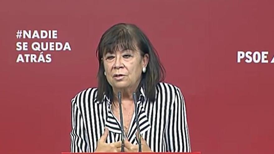 """El PSOE ve posible un """"entendimiento"""" para aprobar los Presupuestos"""