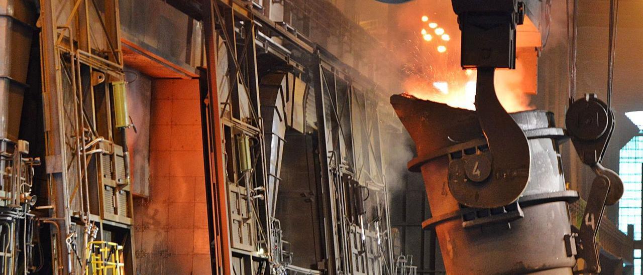 Arcelor logra su mejor resultado desde 2008 por los aumentos de la demanda y los precios del acero