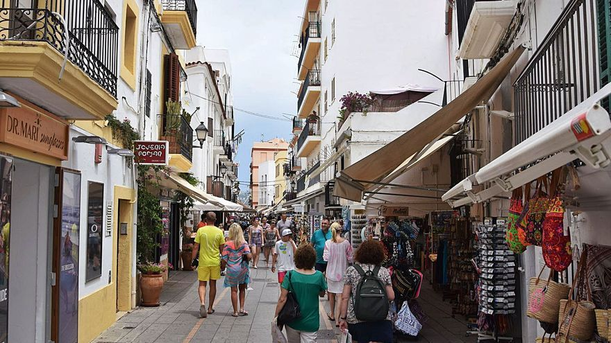 Ibiza creará rutas turísticas por los comercios tradicionales
