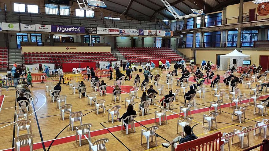La segunda jornada de test masivos en Inca deja once positivos de 1.308 pruebas