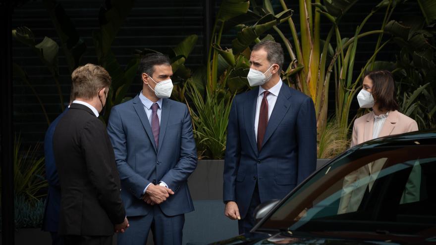 Los Reyes presiden acto de Estado de reconocimiento y memoria a Víctimas Terrorismo