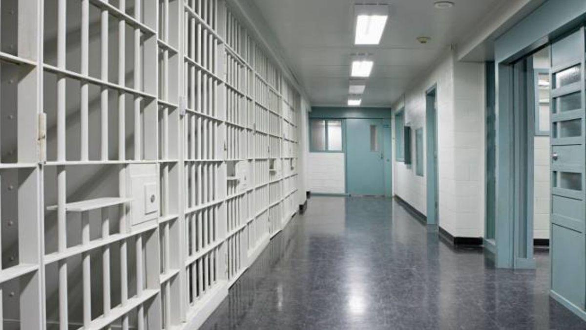 Imagen de archivo de una cárcel.