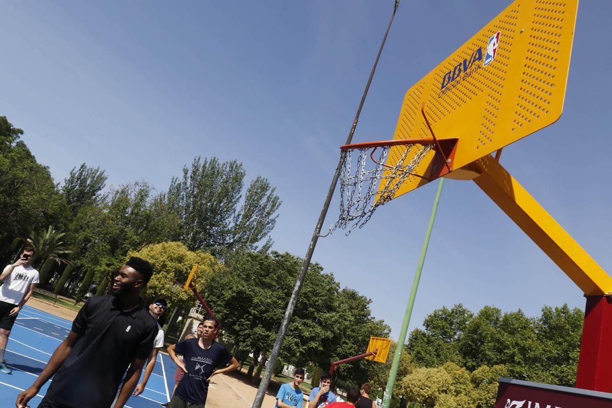 La NBA desembarca en Córdoba.