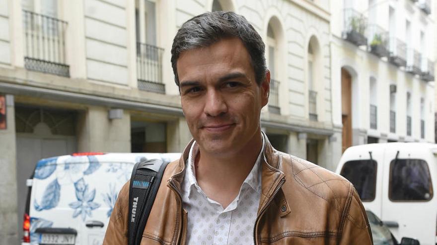 """Pedro Sánchez """"tenderá la mano"""" a las otras candidaturas si gana las primarias del PSOE"""