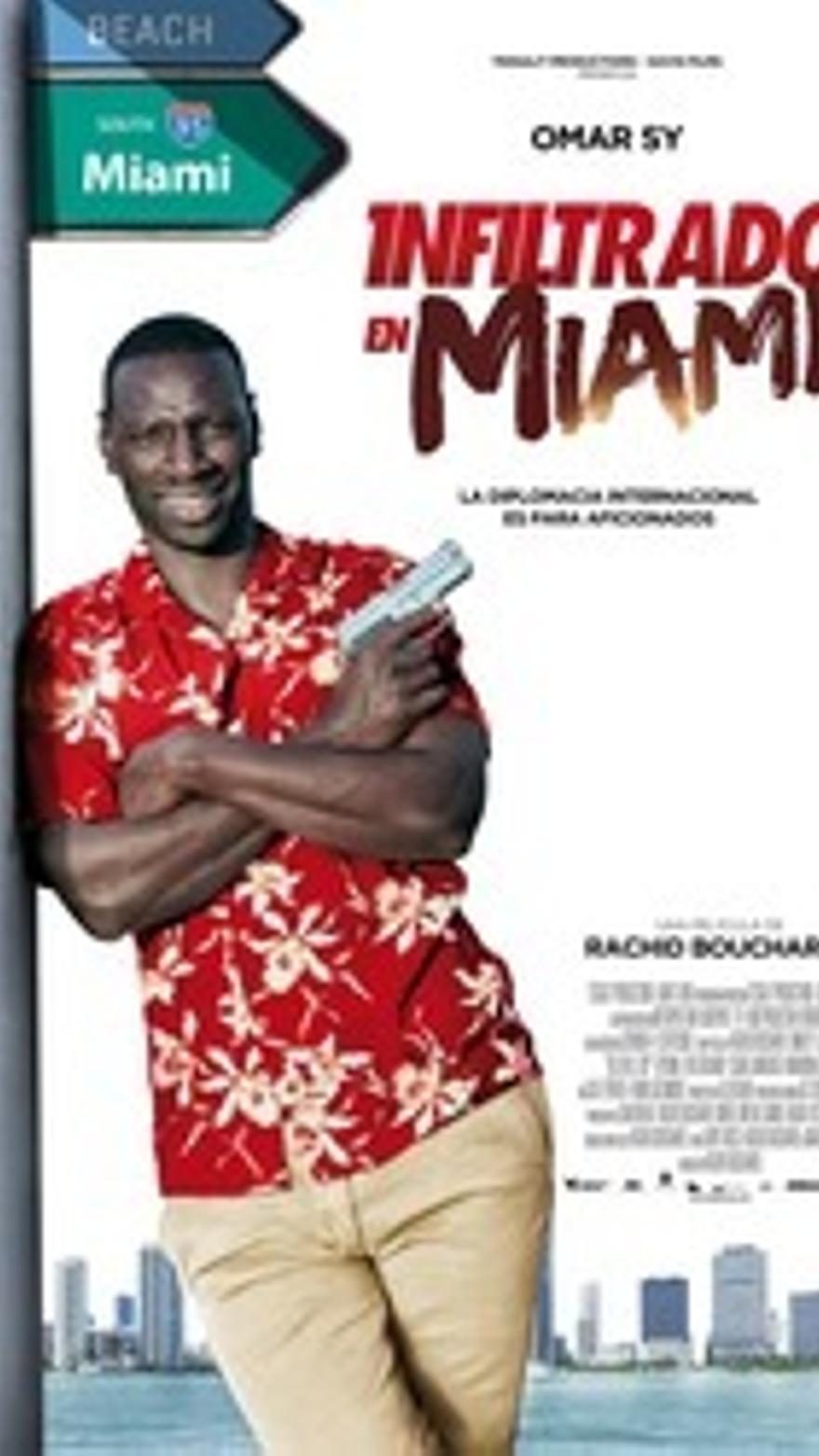 Infiltrado en Miami