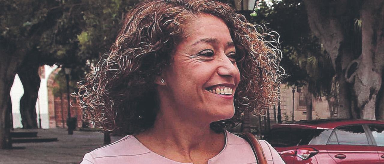 La letrada Sandra Rodríguez en una imagen de archivo. | | MARÍA PISACA