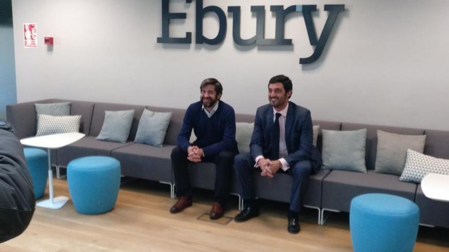 Ebury logra licencia para dar servicios en el Centro Financiero de Dubái
