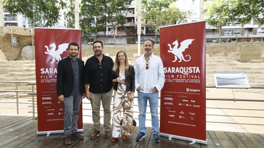 La España negra se cuela en el Saraqusta Film Festival