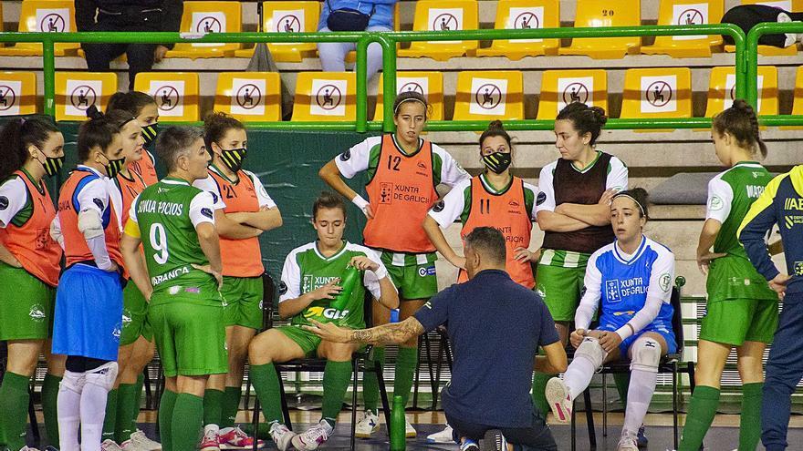 El Burgas persigue un imposible y el Envialia regresa a la liga en Leganés