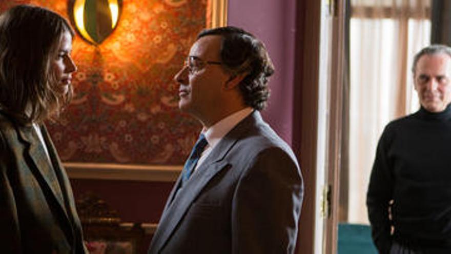 'El hombre de las mil caras' d'Alberto Rodríguez protagonitza les estrenes de cinema