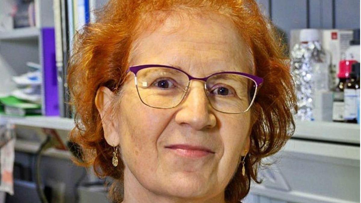 Una imagen de Margarita del Val.