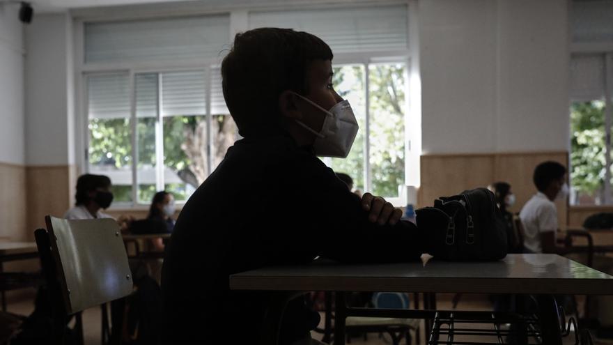 Los docentes estiman esencial mantener la reducción de ratio de alumnos por aula a causa del COVID