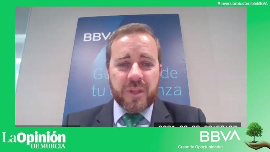 Intervención de BBVA en el Webinar de Inversión Sostenible