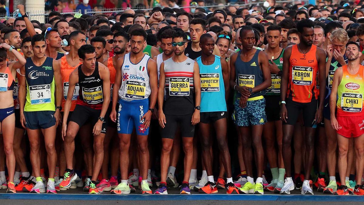Búscate en la carrera 10K Ibercaja de València