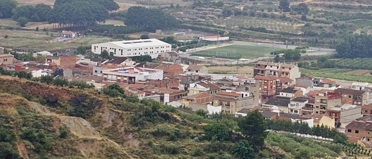 Vista de Navarrés, en una imagen de archivo   PERALES IBORRA