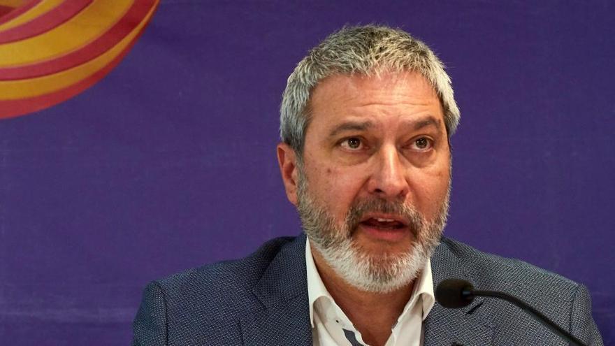 L'expresident de Societat Civil Catalana demana a l'Estat que sigui «generós» i indulti els presos