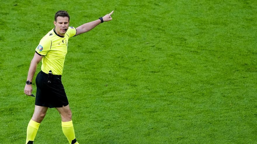 L'alemany Felix Brych arbitrarà l'Itàlia-Espanya de semifinals