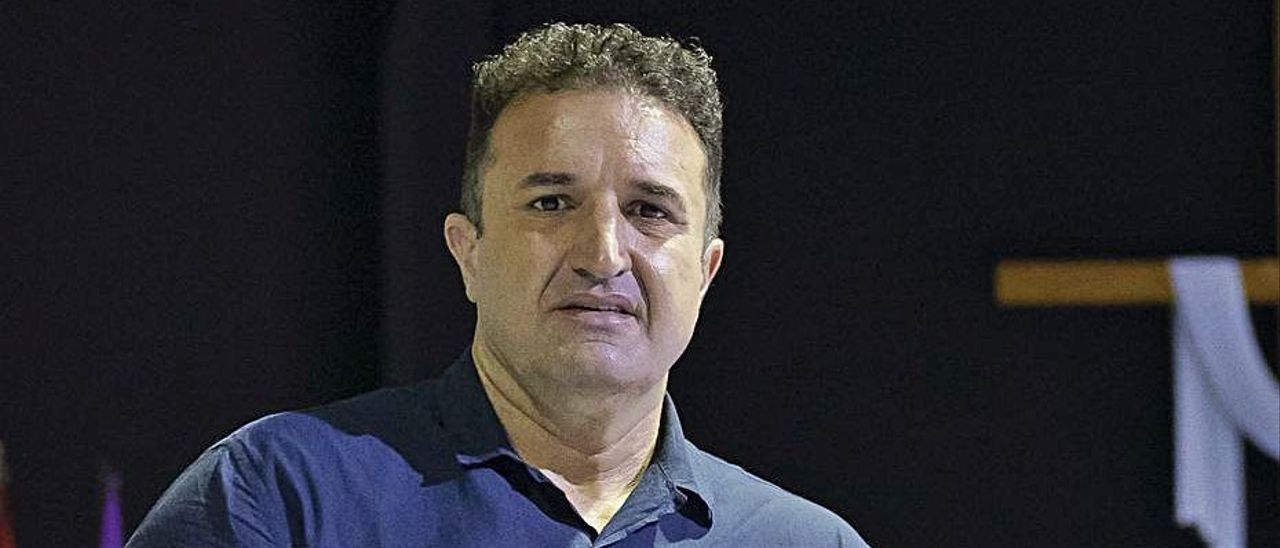 Ángel Hernández, pastor de la Iglesia Cristiana Moderna.