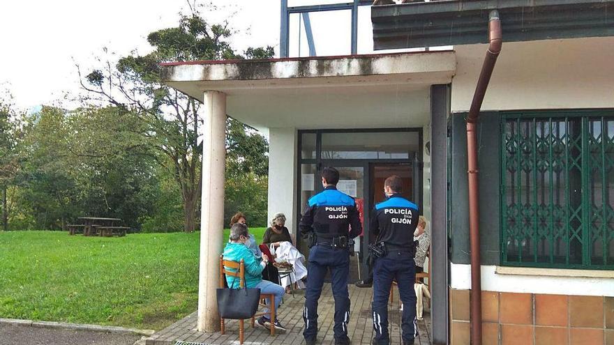 El refuerzo policial permite recuperar a los agentes de proximidad en los barrios